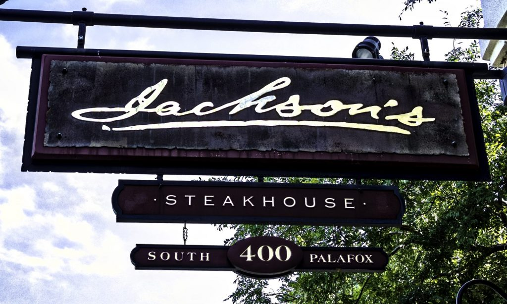 Jacksons Steakhouse Pensacola Florida